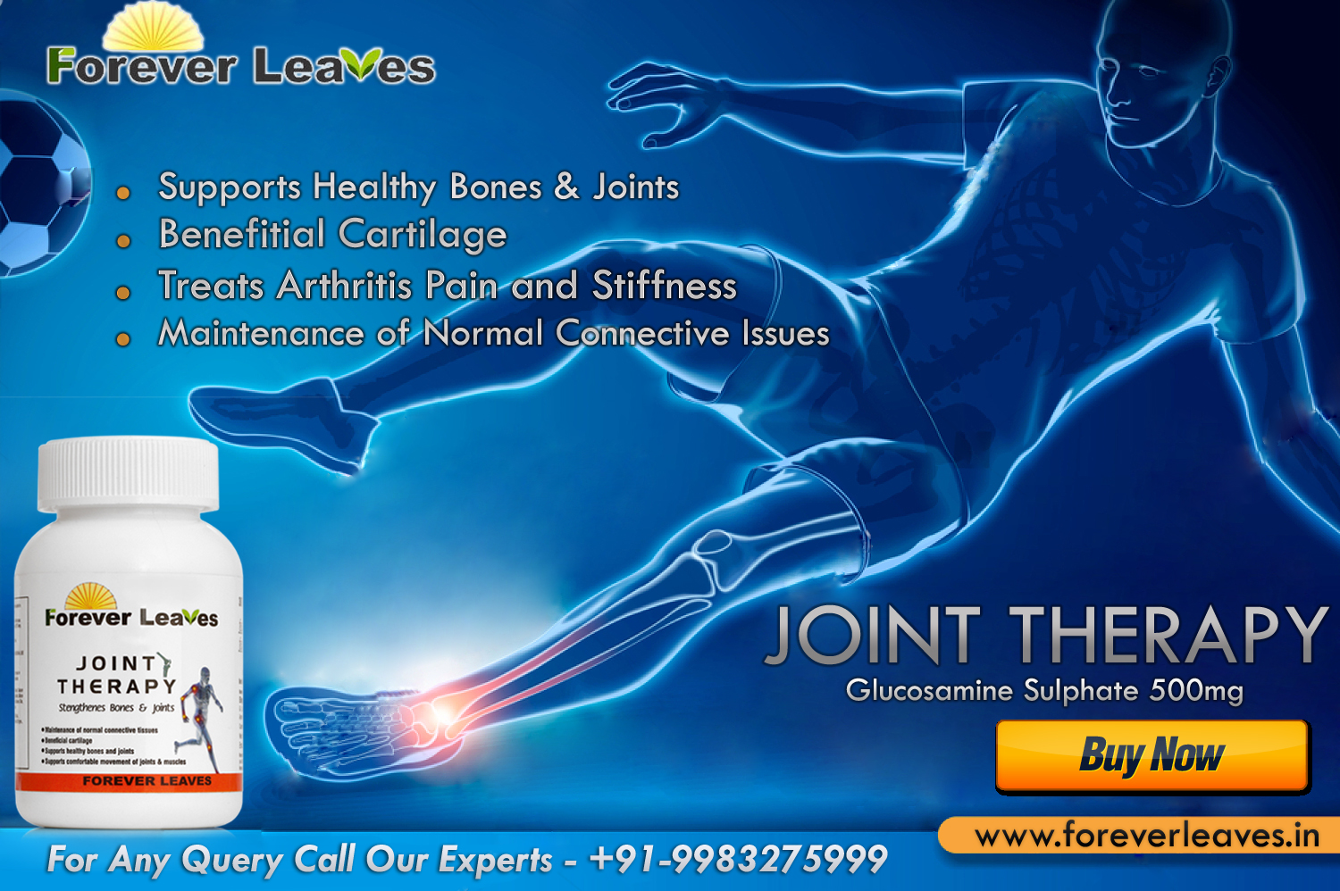Joint therapy Buy Now Logo